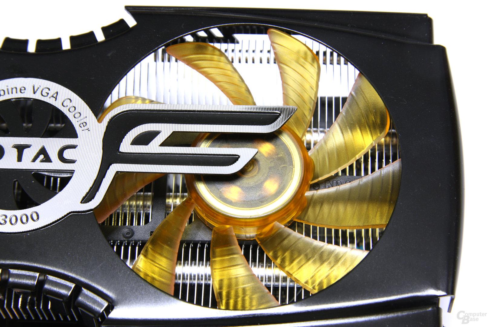 GeForce GTX 470 AMP! Symbol