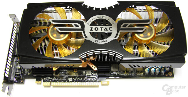 Zotac GeForce GTX 470 AMP!
