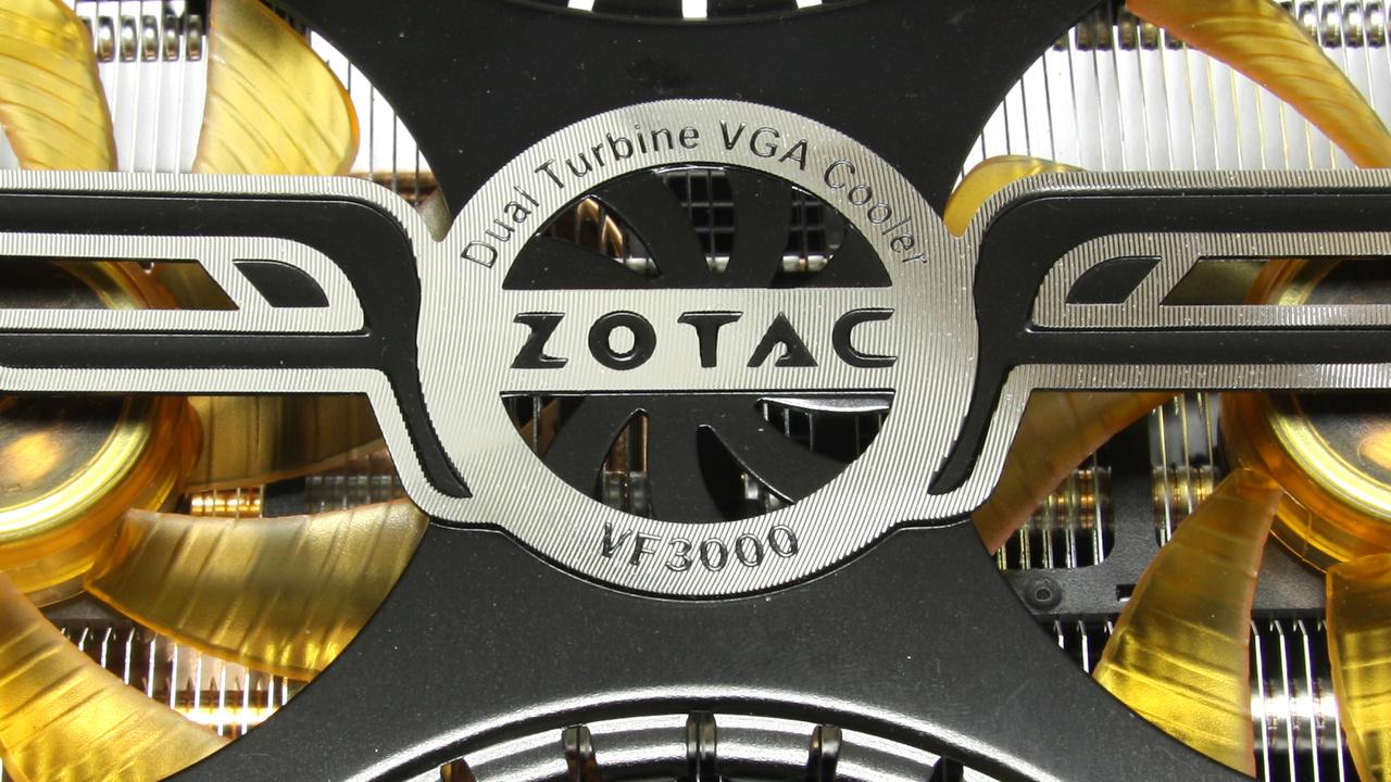 GeForce GTX 470 im Test: Zotac AMP! zeigt allen anderen wie es geht