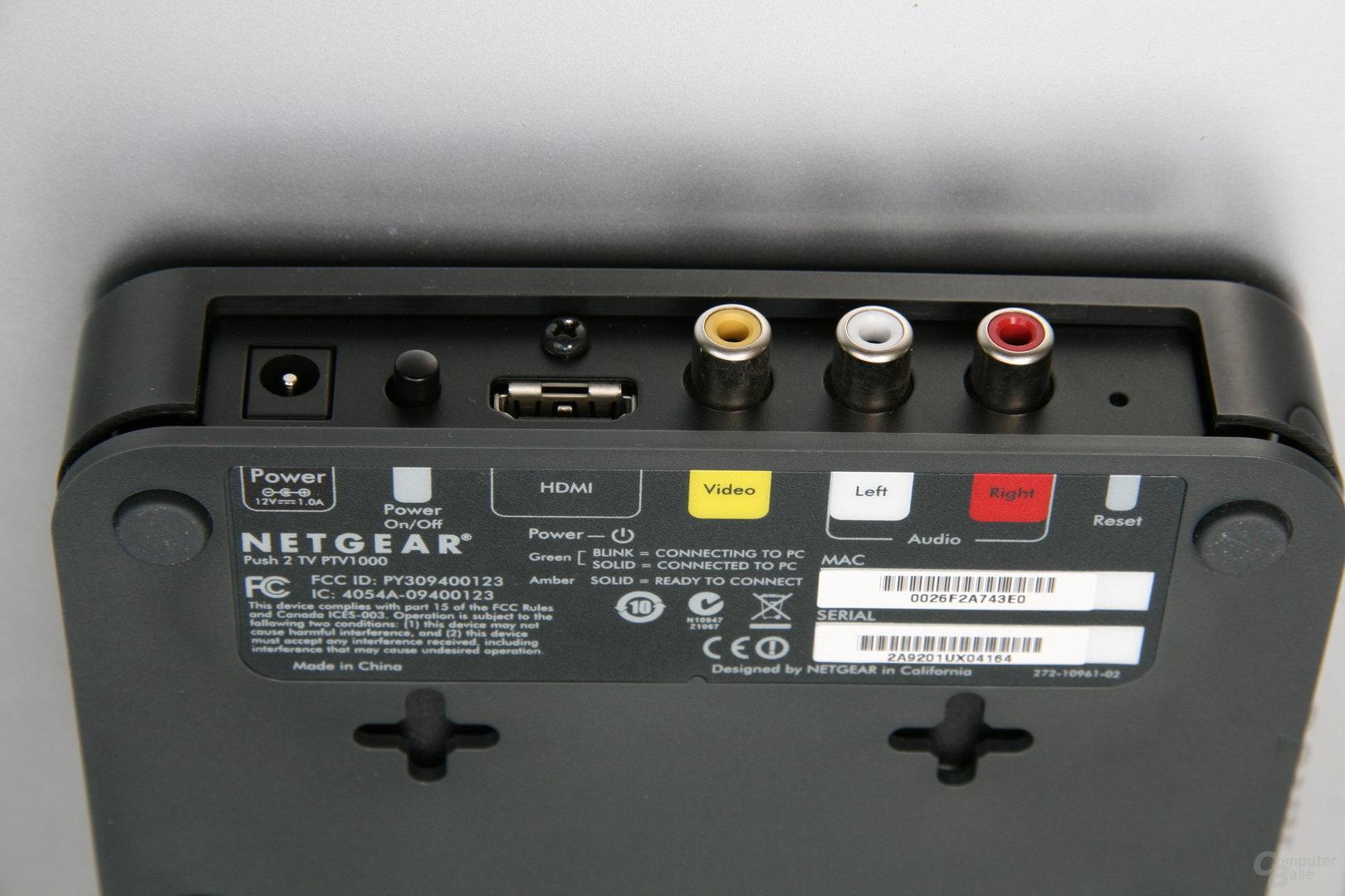 Netgear PTV1000