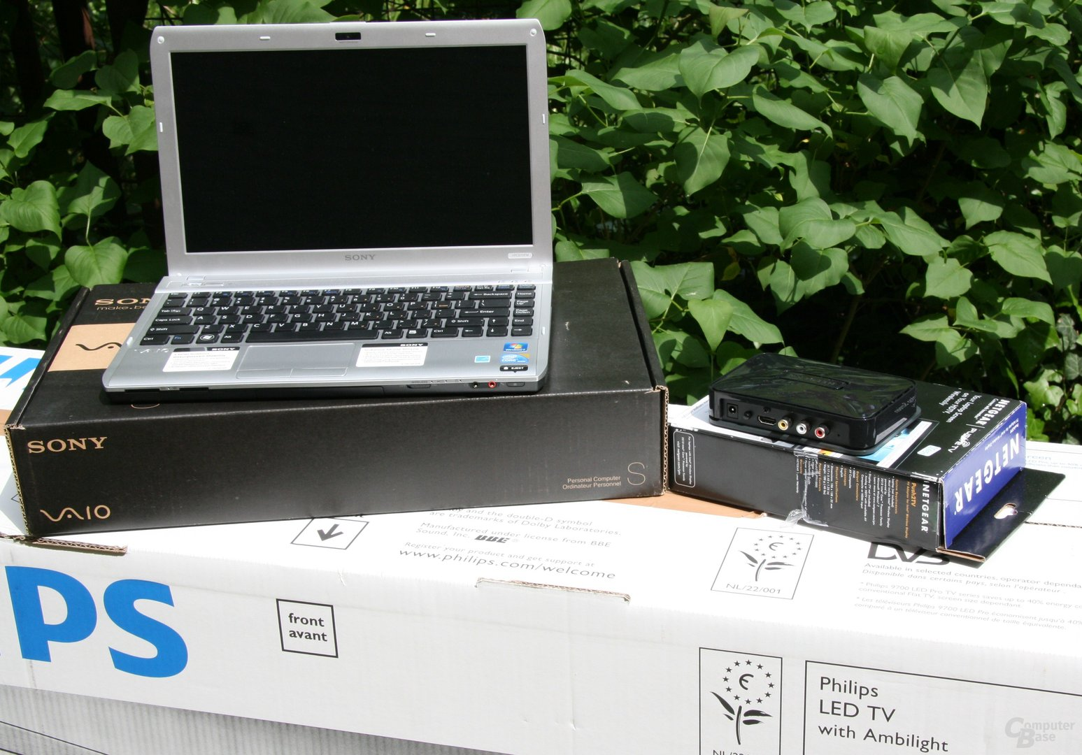 Intel Wireless Display – Hardware
