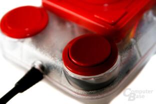 Speedlink Competition Pro – vordere Buttons