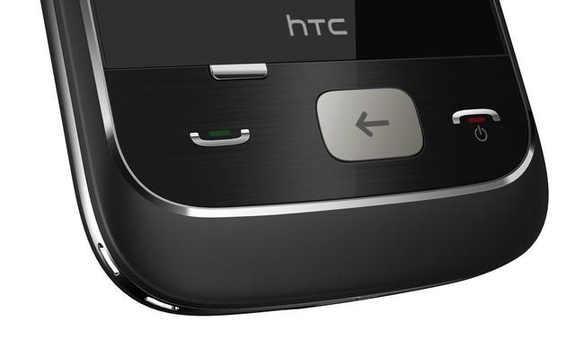 Knopfreihe beim HTC Smart