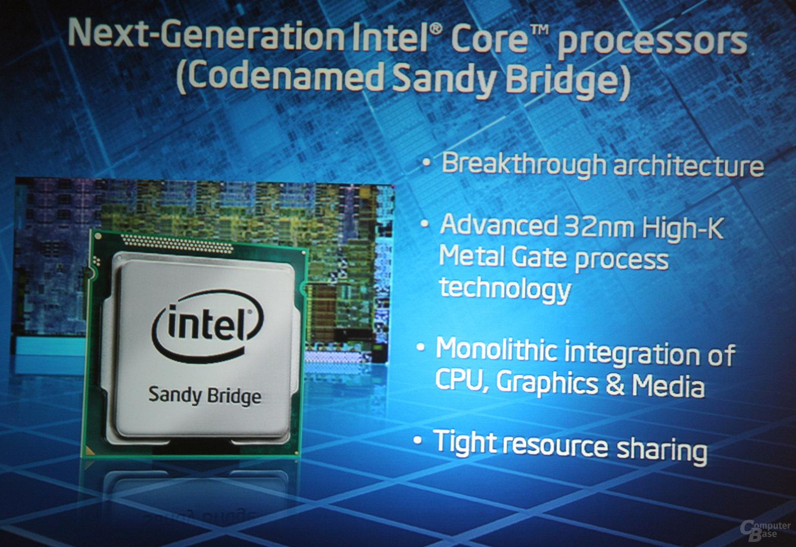 """Sandy Bridge"""