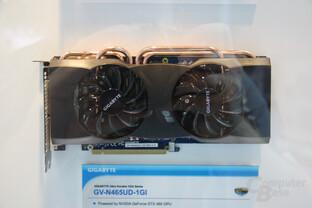Gigabyte auf der Computex 2010