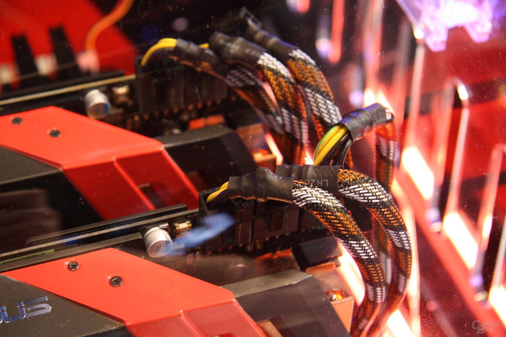 Asus HD 5970 Ares und Bravo GT 220