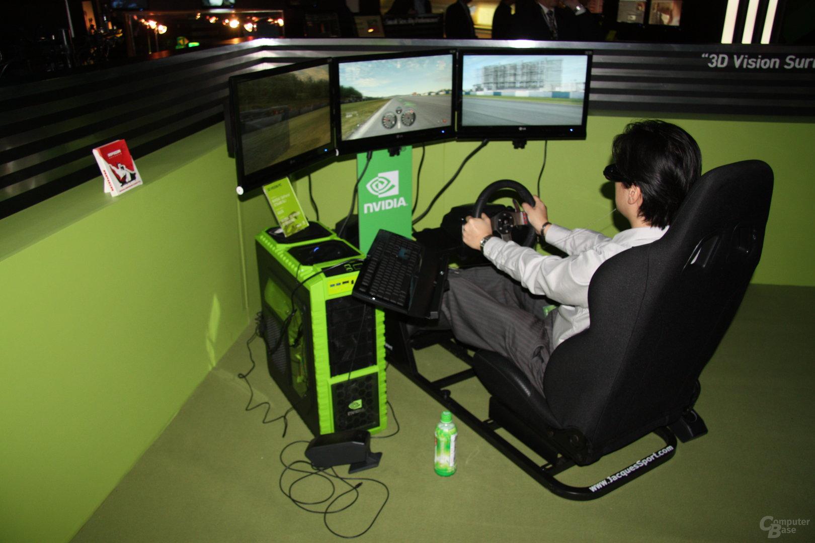 Die Zukunft wird 3D auf der Computex 2010