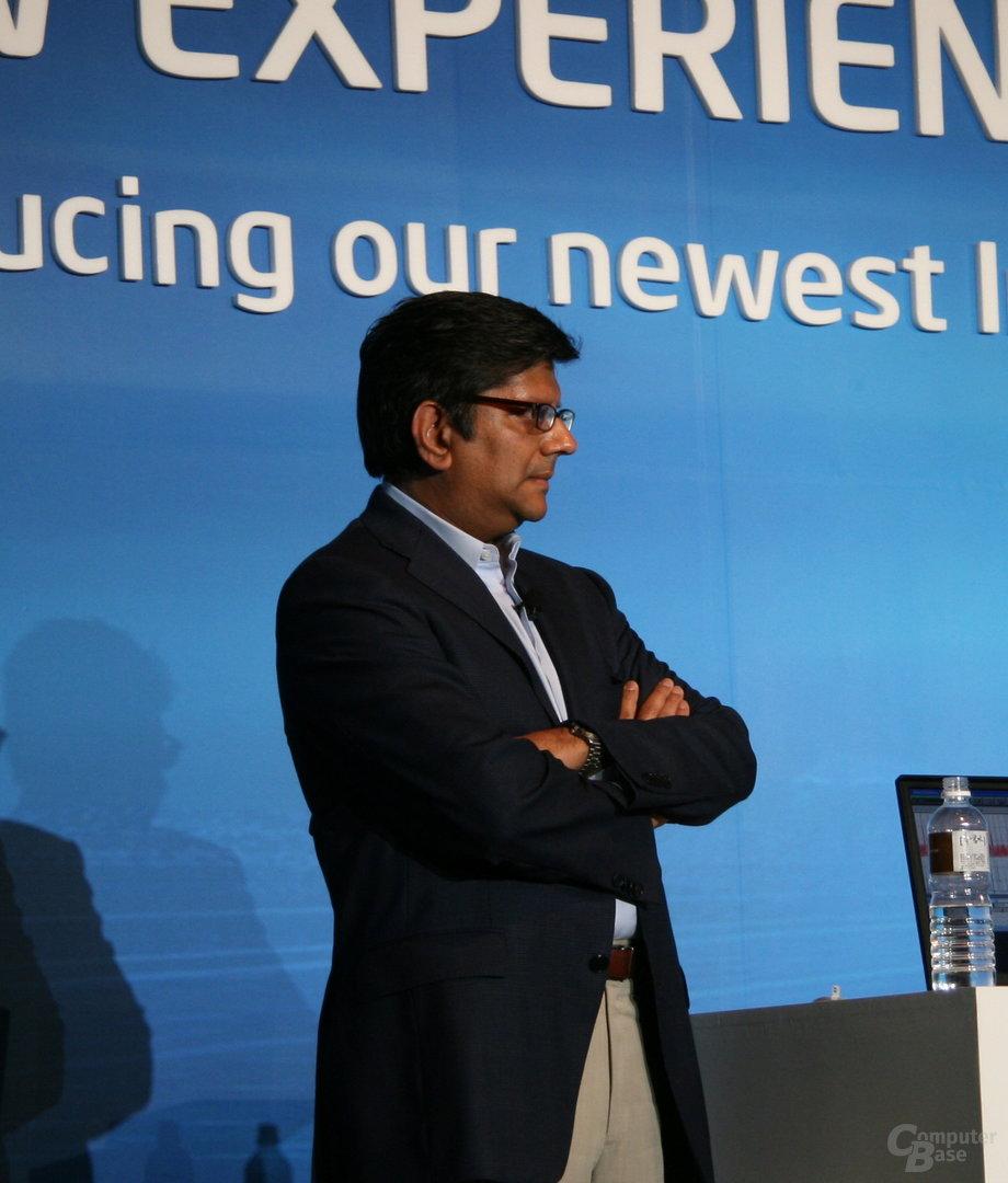 Anand Chandrasekher: Warten auf Moorestown im Markt?