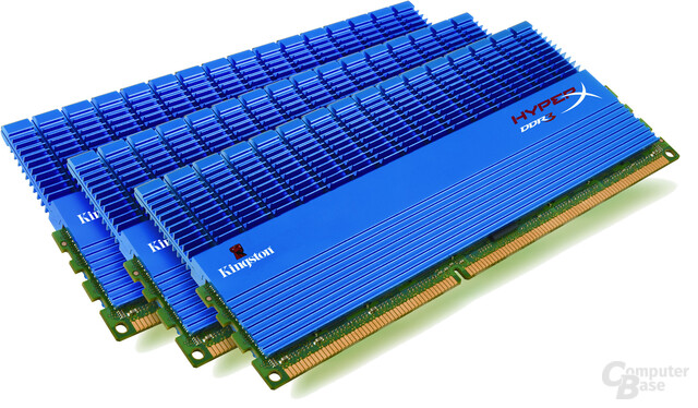 Kingston HyperX DDR3-2333-Triple-Channel-Kit