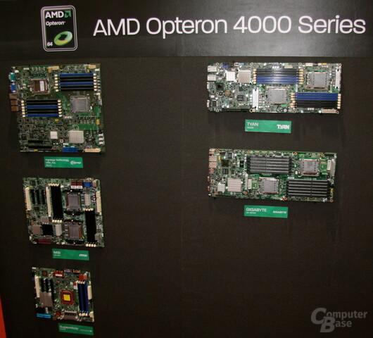 AMD-Mainboards mit Sockel C32