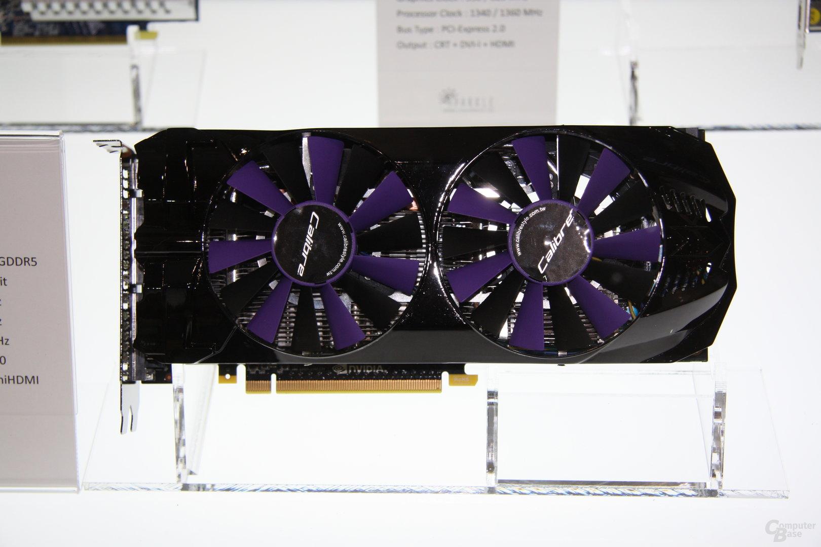 Sparkle auf der Computex 2010