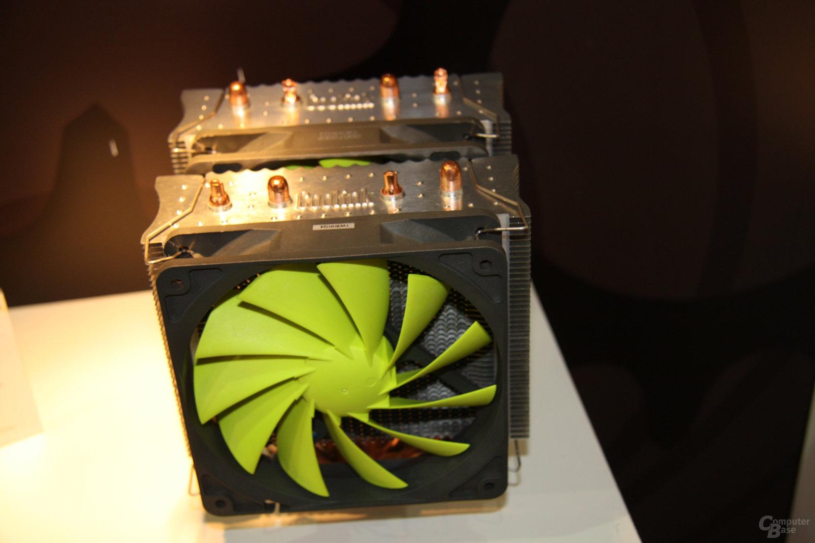 Coolink auf der Computex 2010