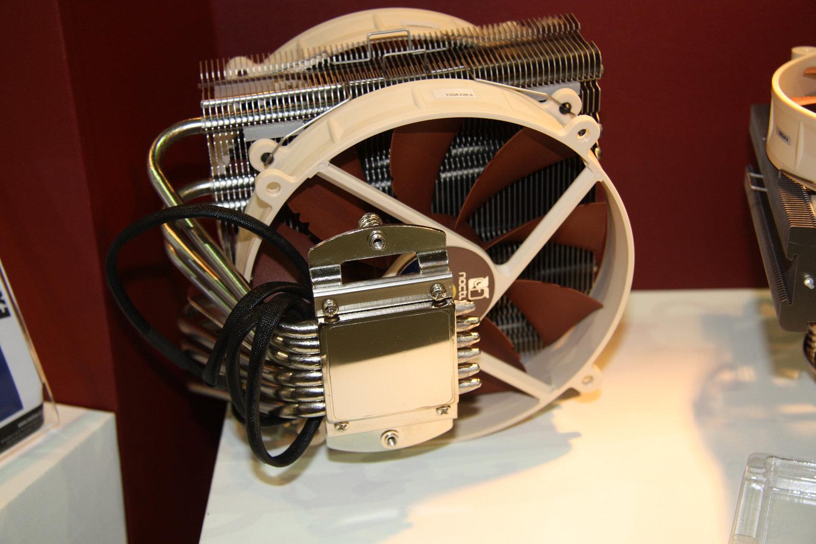 Noctua auf der Computex 2010