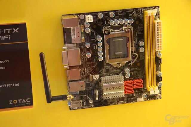 Zotac auf der Computex 2010