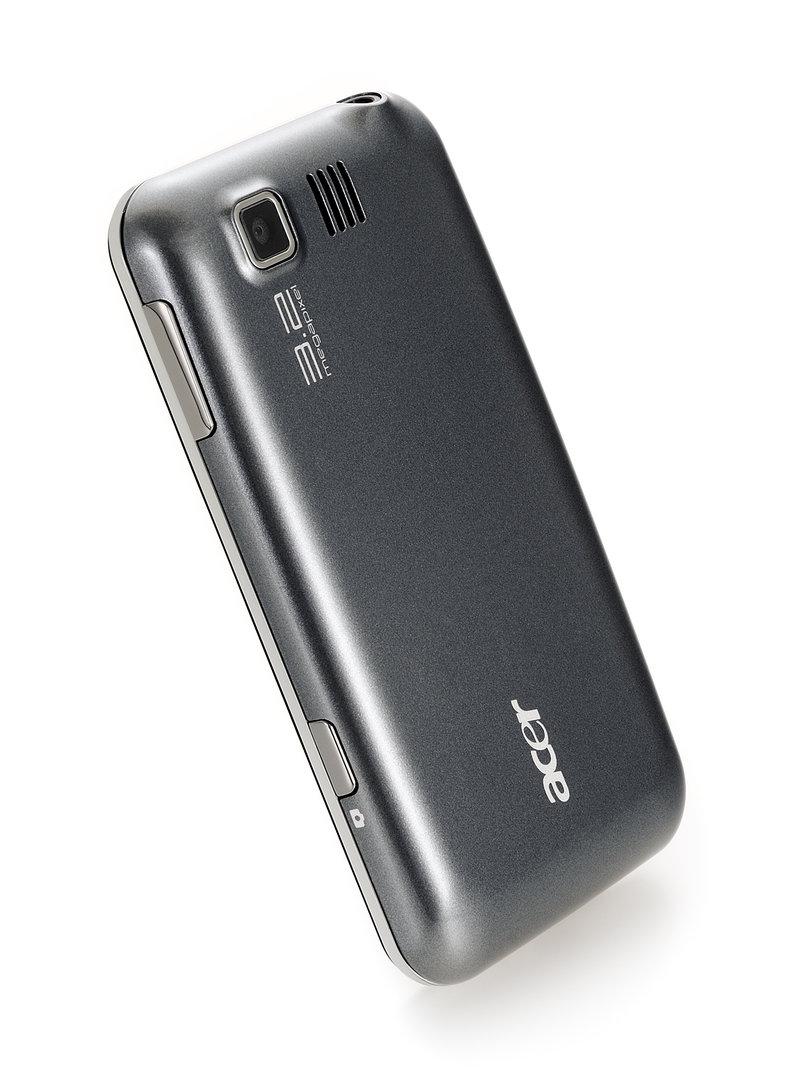 Acer neoTouch P400 Rückseite