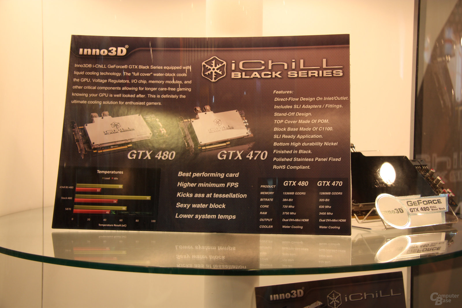 Inno3D auf der Computex 2010