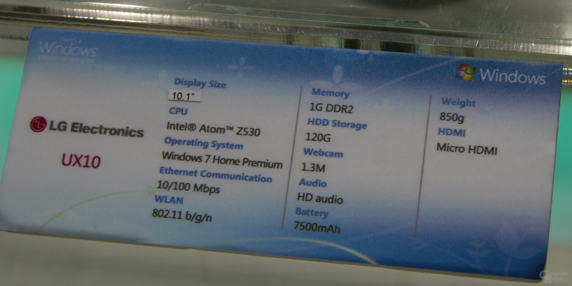 Tablets auf der Computex 2010