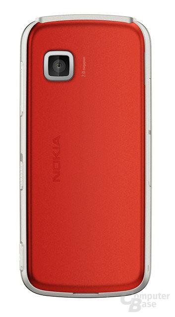 Nokia 5228 Rückseite