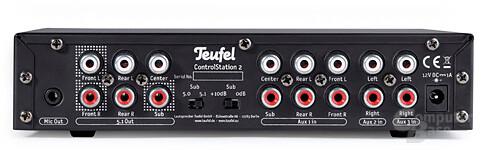 Teufel ControlStation 2