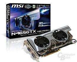 MSI GTX465 Frozr II