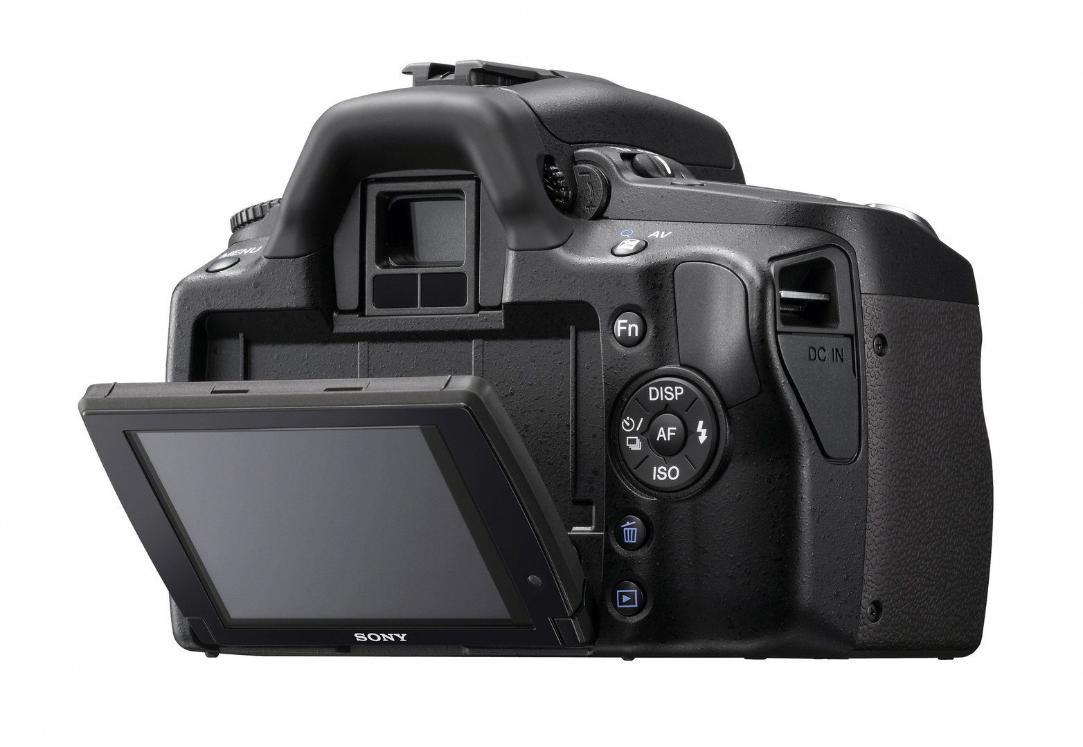DSLR-A390 Display