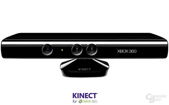 Kinect für Microsofts Xbox 360
