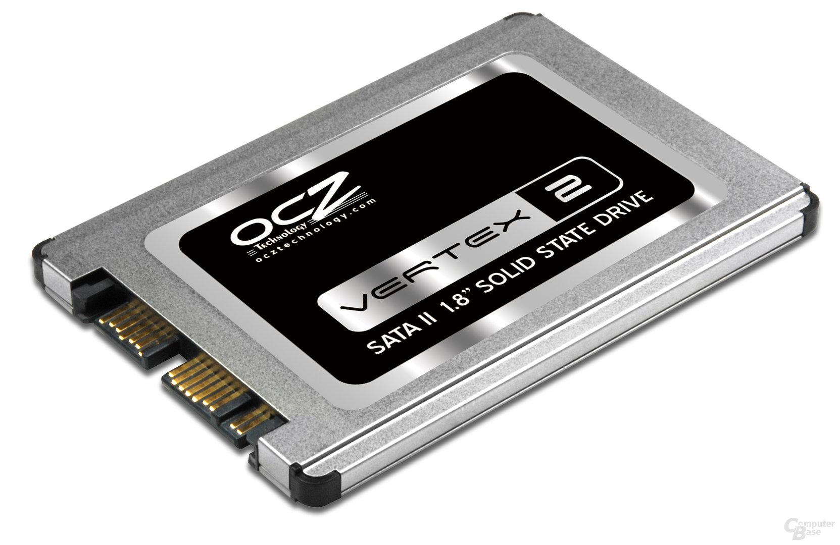 """OCZ """"Vertex 2"""" im 1,8""""-Format"""