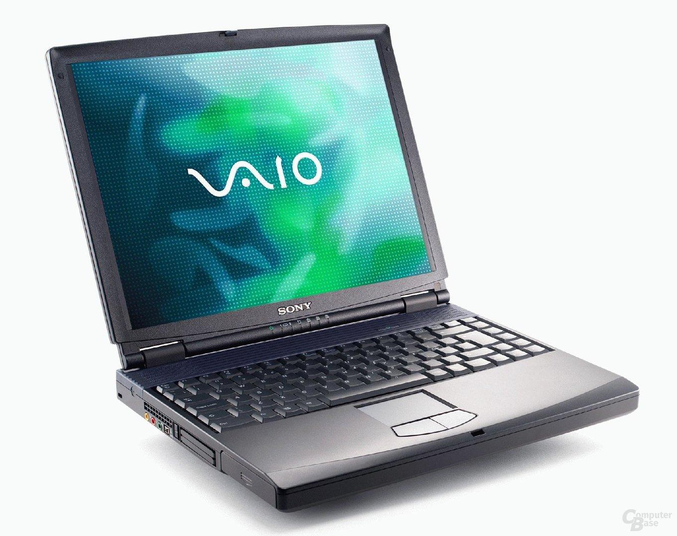 Sony VAIO FX605 mit Mobile Athlon XP