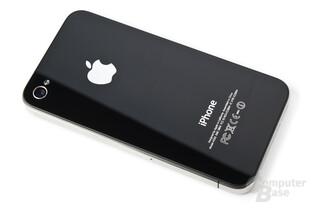 Rückseite des iPhone 4