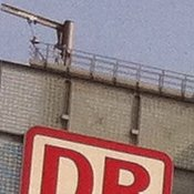 DB-Turm: iPhone 4
