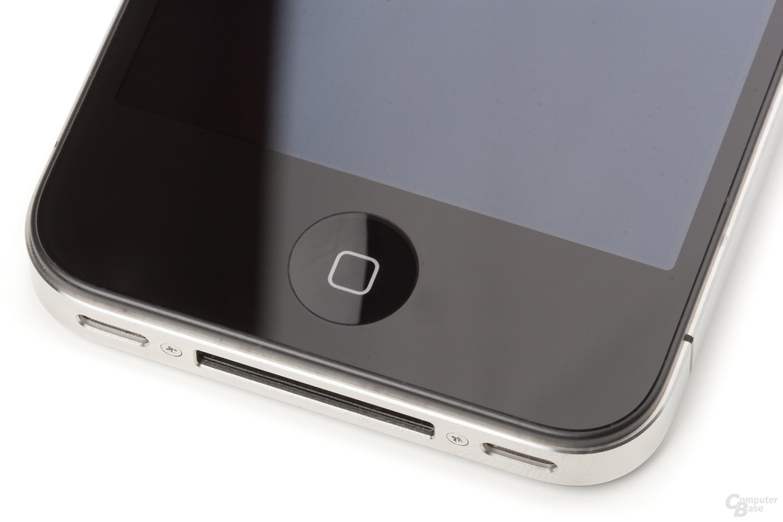 Untere Hälfte des iPhone 4