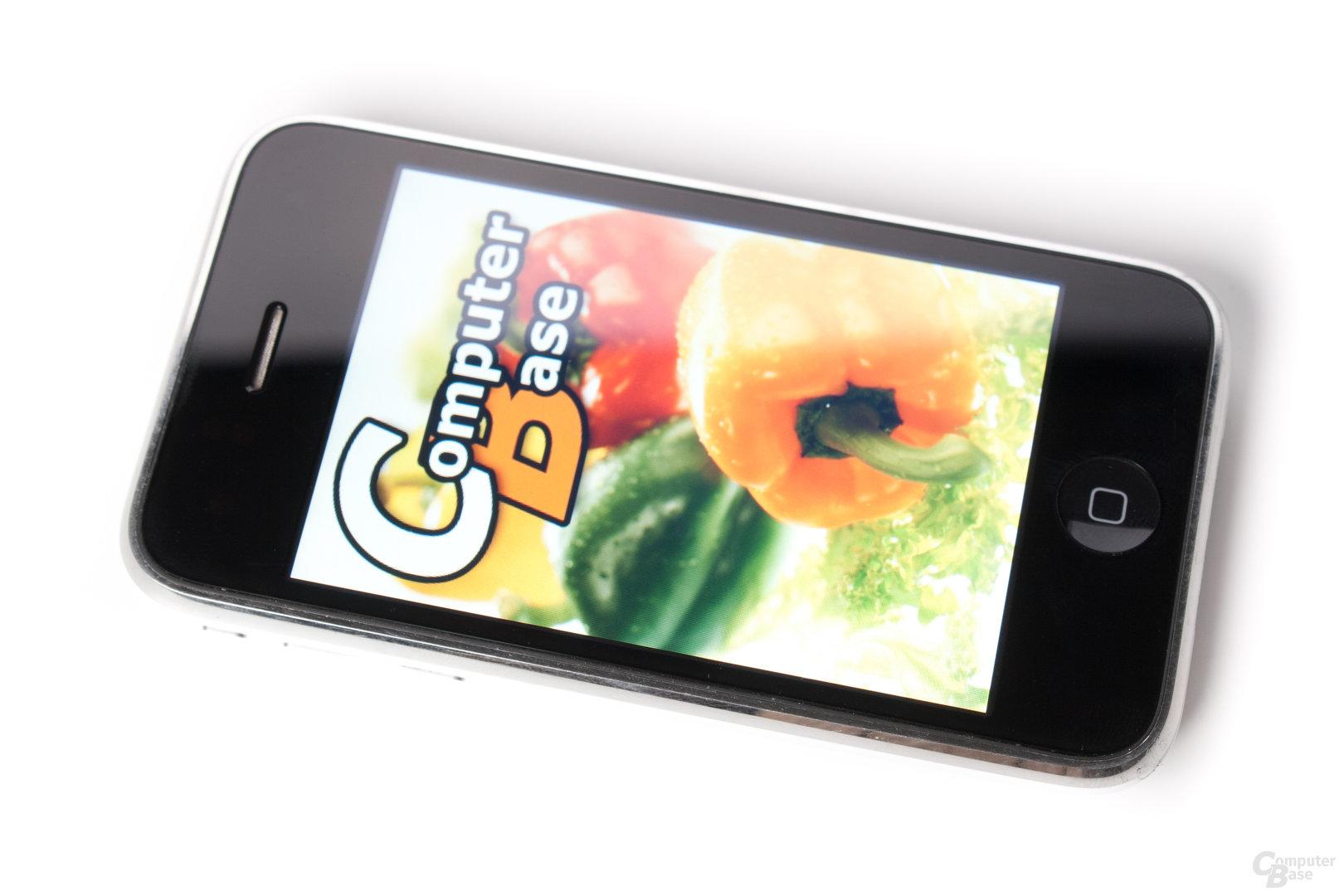 Display des iPhone 3GS