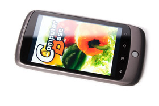 Display des Nexus One