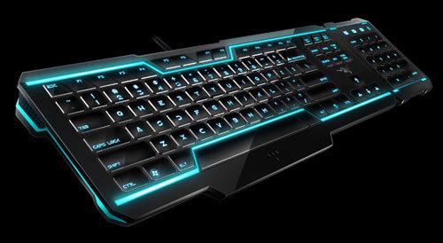 TRON-Tastatur von Razer