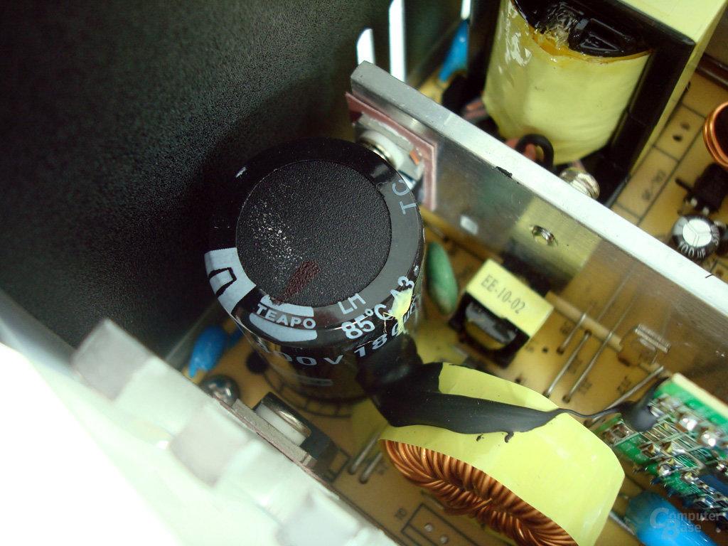 P3D300 – Primärkondensator