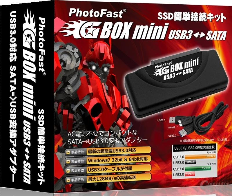 PhotoFast GBox mini