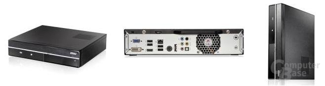 MSI Wind Box DE520/DC520