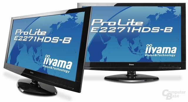 iiyama ProLite E2271HDS-B