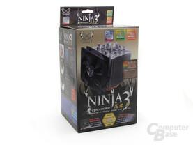 Scythe Ninja 3 Verpackung