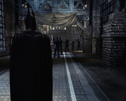 Nvidia GF100 - Batman Arkham Asylum