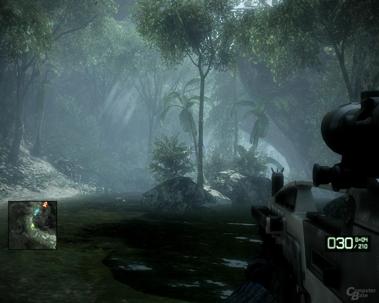 Nvidia GF100 - Battlefield Bad Company 2