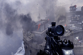 Nvidia GF100 - Call of Duty MW2