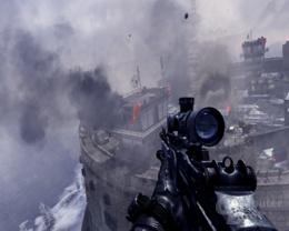 Nvidia GF100 - Call of Duty MW2