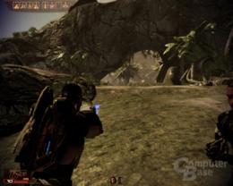Nvidia GF100 - Mass Effect 2