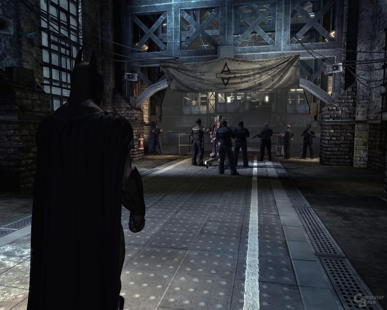 ATi RV870 - Batman Arkham Asylum