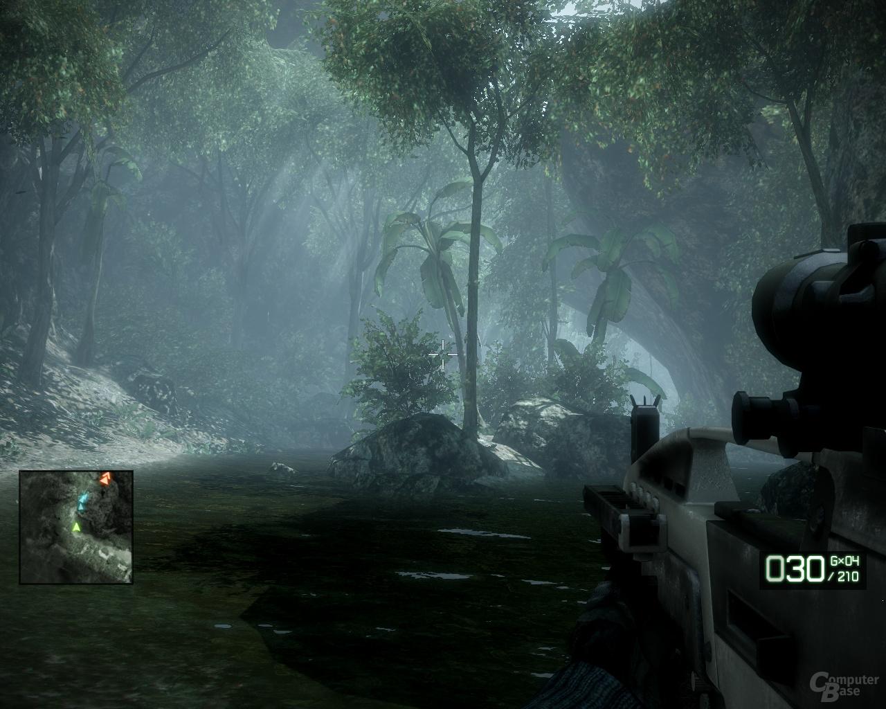 ATi RV870 - Battlefield Bad Company 2