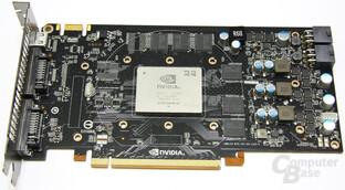 GeForce GTX 460 ohne Kühler