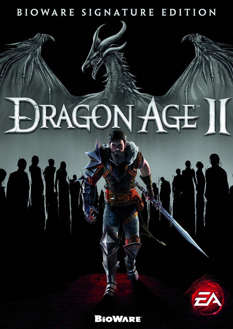 Packshot der Dragon Age 2 BioWare Signature Edition für den PC