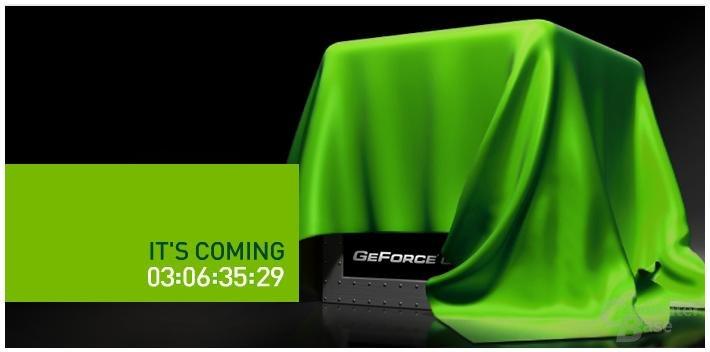 Countdown zur GeForce GTX 460