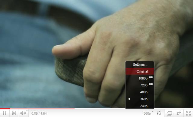 YouTube: 4K-Auflösung